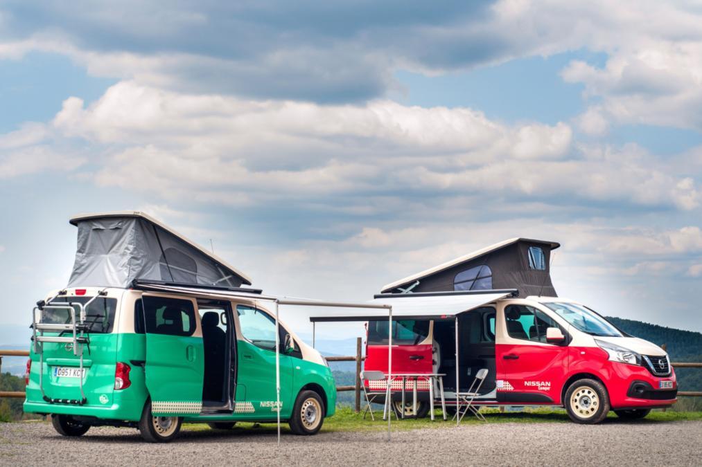 10 mejores furgonetas y autocaravanas eléctricas