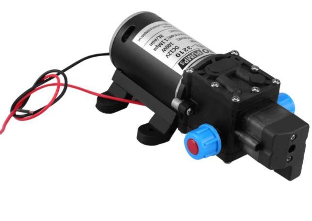 Bomba de agua alta presión 12v