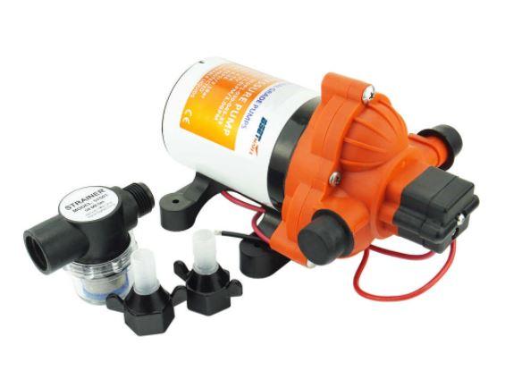 Listado de Bomba de agua autocebante 12v disponibles