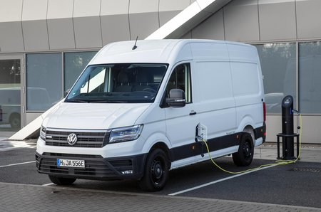 Mejores furgonetas electricas 2021