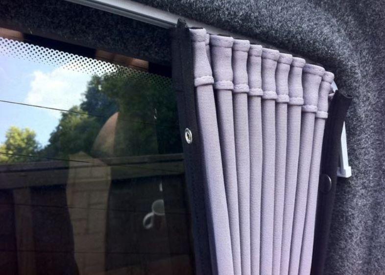 cortinas para furgoneta renault trafic
