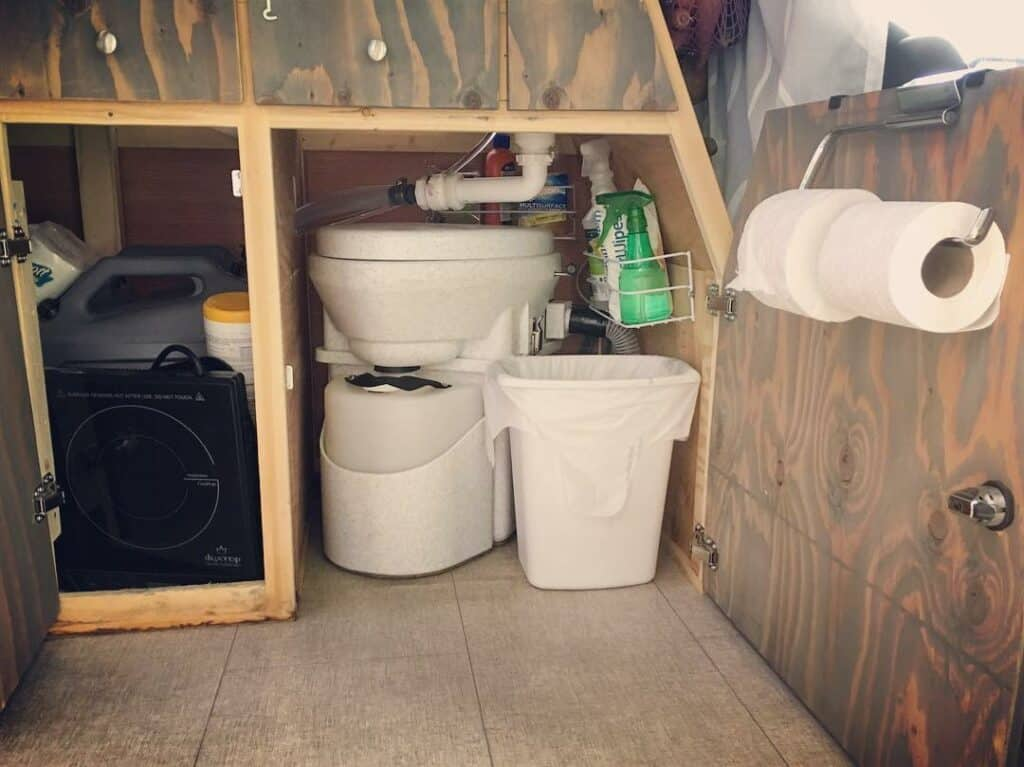 Nuestras principales opciones para los baños de compostaje